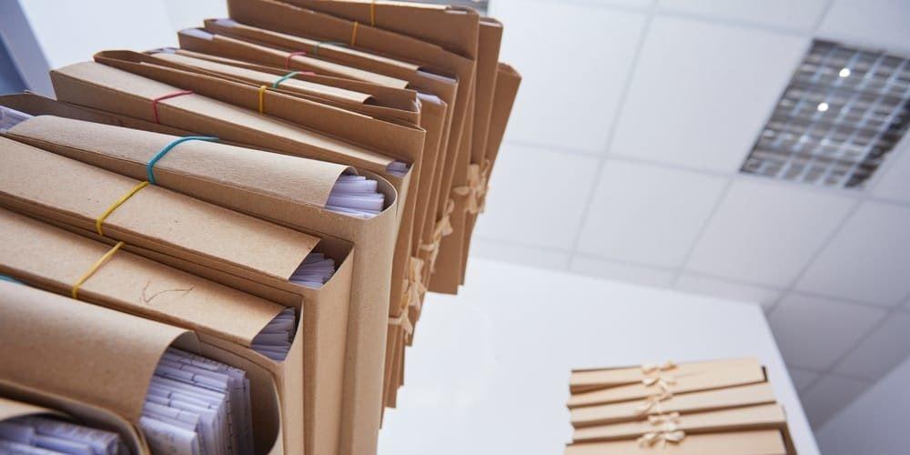 سازماندهی فایل ها