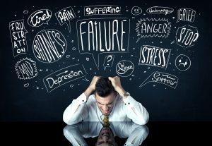 مدیران، عامل عدم موفقیت